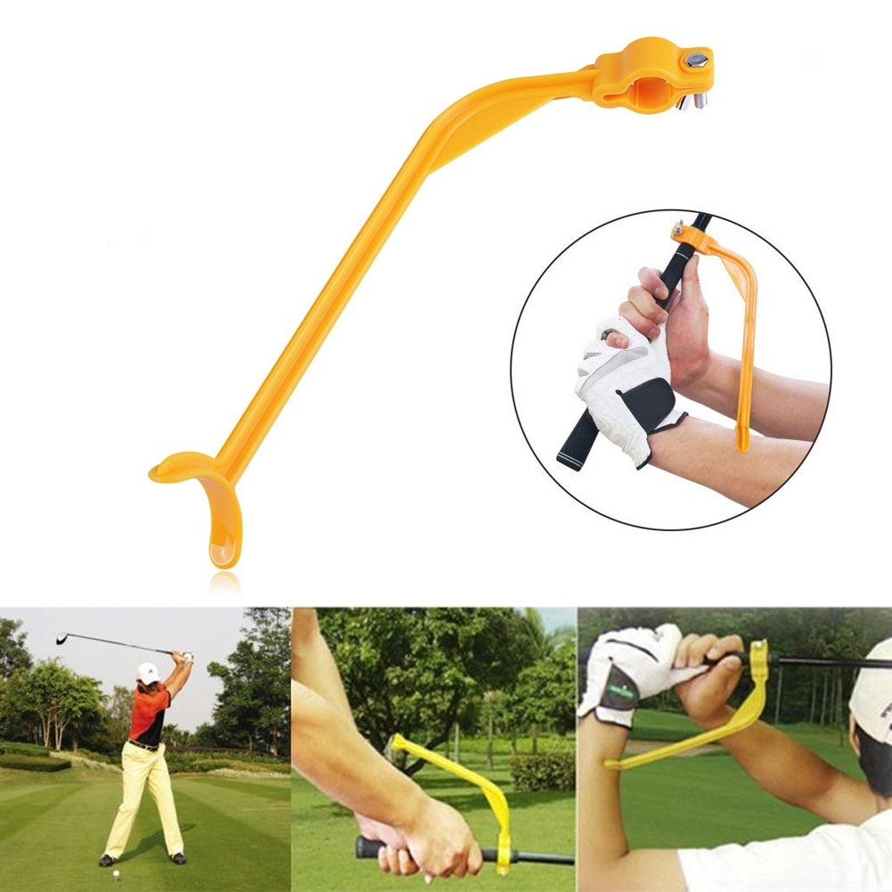 Golf Training Aids Swing Golf Training Aids Posture Motion Correction Trainer Golf Doctor Wrist Hinge Trainer Practicing Guide for Golf Beginner