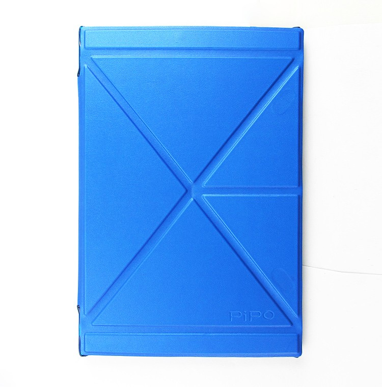 PiPo T9 Octa Core Talk 3G Tablet PC TPU Silicone Case Cover Blue