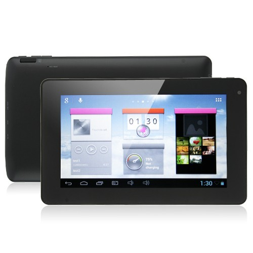 PIPO S1 Dual Core RK3066 Tablet PC Android 4.1 7 Inch 8G Black