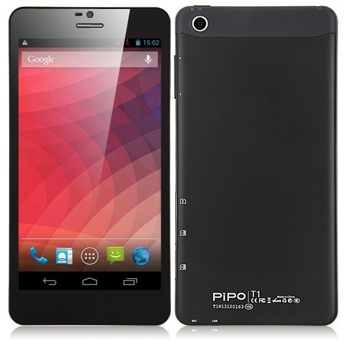 PIPO T1 3G Tablet PC MTK6572 Dual Core 6.8 inch Monster Phone 4GB