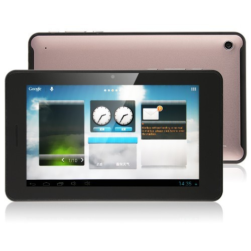 PiPo U3 3G/WCDMA Tablet PC RK3066 Dual Core Android 4.1 7 Inch IPS Bluetooth 8GB