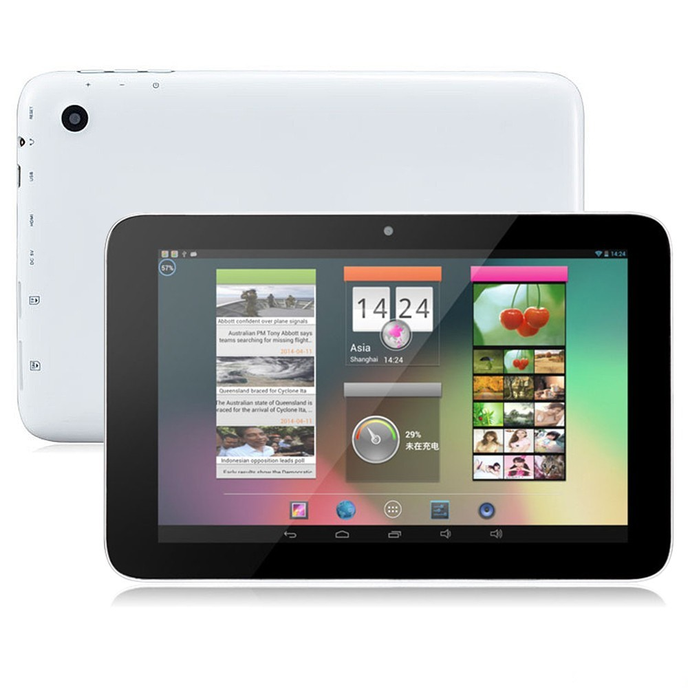 PiPo U3T 3G WCDMA GPS Phone 7 Inch Tablet PC RK3188 Quad Core Android 4.2 1GB 16GB