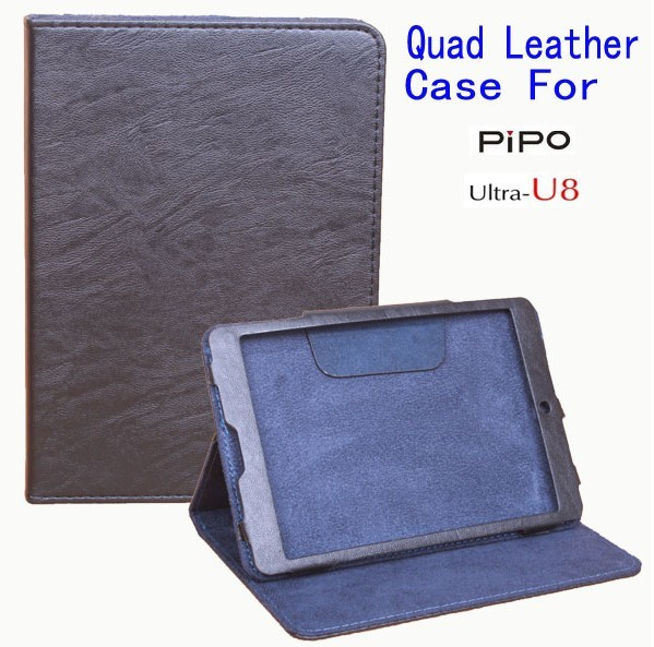 Pipo U8 Leather Case for Pipo U8 Tablet PC
