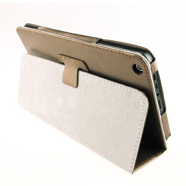 PiPo W4 Stand Silicone Case Cover Brown