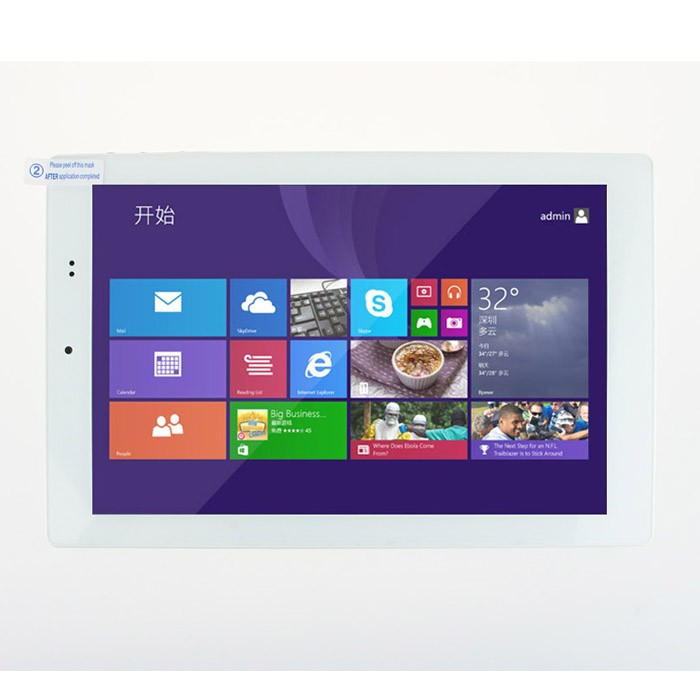 PiPo W6 8.9 Inch Intel Z3735F Windows 8.1 Wifi Bluetooth 2GB 32GB Tablet