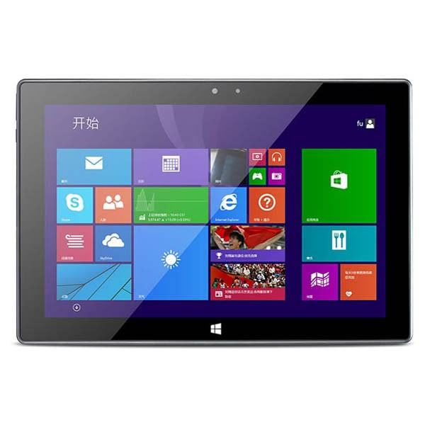 Pipo W8 Core M Tablet PC 10.1 inch RAM 4GB ROM 128GB Windows 8.1 USB 3.0 Grey