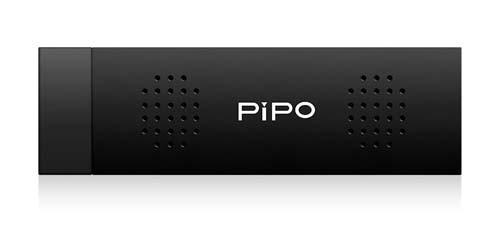 PiPO X1S Mini PC Stick Windows 10 Intel Z8300 2GB 32GB HDMI WiFi BT4.0 Cooling fan Black