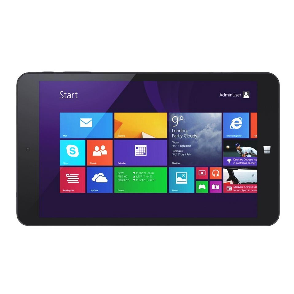 PiPo W4 8 Inch Intel Z3735F Windows 8.1 & Android 4.4 2GB 32GB Bluetooth HDMI Wifi Dual Boot Tablet