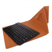 9.7/10.1 inch PIPO Tablet PC Touch Screen Keyboard Leather Case Brown