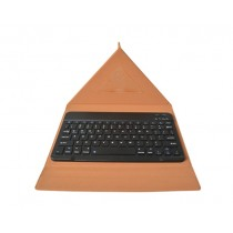 10.6 inch Keyboard Leather Case for 10.6 inch PIPO Tablet PC Brown