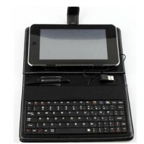 9.7 inch Keyboard Case 9.7 inch Leather Case for 9.7 inch Tablet PC