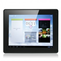 PIPO S2 Dual Core Tablet PC RK3066 Android 4.1 8 Inch Bluetooth 16GB Black