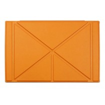 PiPo T9 Talk Octa Core Tablet PC TPU Silicone Case Cover Orange