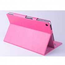 8.9 inch Leather Case for PiPo W6S Pink
