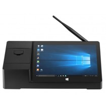PIPO X3 Multifunction POS Print Mini PC Intel Cherry Trail Z8350 Dual OS 8.9 inch PLS Screen 2GB 32GB ROM