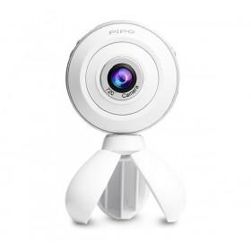 PIPO V3 720 degree Panorama Camera VR Camera 2048 x 1024 WiFi 800mAh White