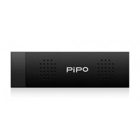 PiPO X1S Mini PC Stick Windows 10 Intel Z8300 2GB 32GB HDMI WiFi BT4.0 Cooling fan Black