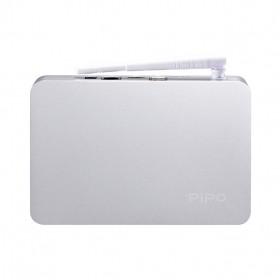 PiPo X7 TV Box Windows 8.1 Mini PC 64 Bit Intel Z3736F 32GB ROM Silver