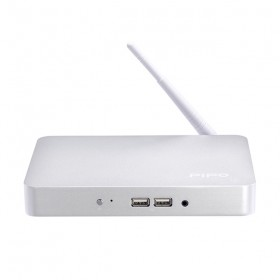 PiPo X7S Dual Boot Mini PC TV Box Intel Z3736F Win10 + Android 4.4 2GB 32GB Bluetooth WIFI Silver