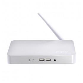 PiPo X7S Mini PC Dual Boot TV Box 64 Bit Intel Z3736F 2GB 64GB Wifi Bluetooth Silver