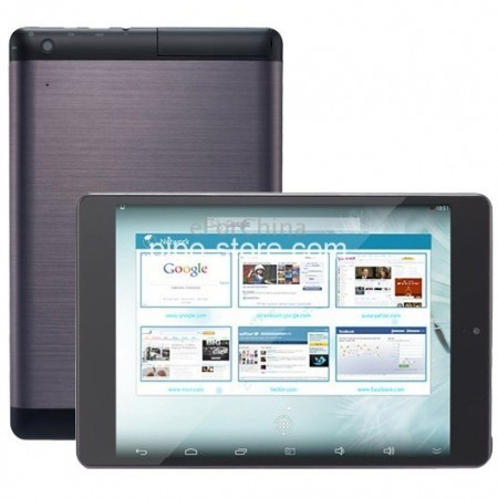 PIPO P8 Tablet PC 3G RK3288 Quad Core 7.85 Inch 2048x1536 IPS Retina GPS HDMI OTG Bluetooth 2GB 32GB