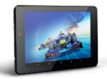 PiPo U6 Tablet PC GPS 7 Inch 1440*900 IPS RK3188 Quad Core Android 4.2 HDMI Q770 1GB Black