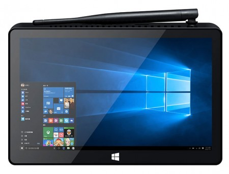 PiPO X9 Pro Mini PC 8.9 Inch Z8350 Windows 10 4G/64G 802.11 b/g/n LAN with 10000mAh Battery Capacitive Touch Screen