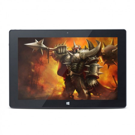 PiPo W3 10.1 Inch Intel Z3775D Windows 8.1 2GB 64GB Wifi HDMI Bluetooth Tablet Black