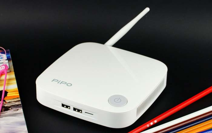 PiPO X6S Mini PC TV Box