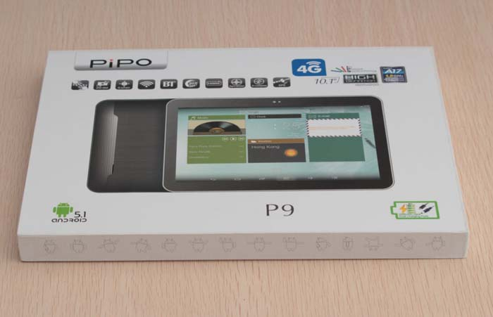 PiPO P9 4G tablet