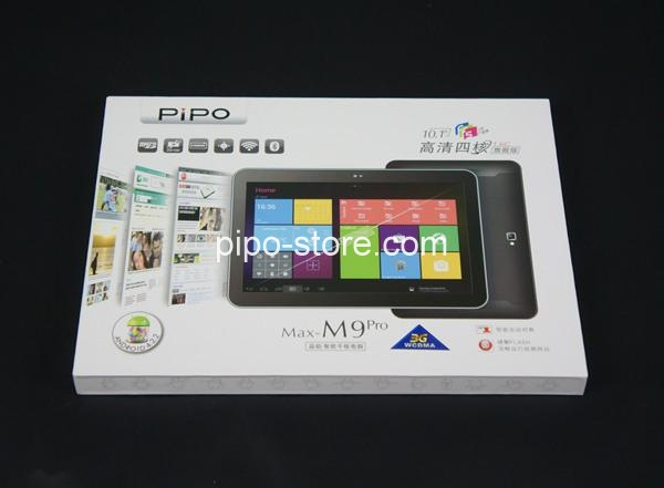 Blog - PiPo M9Pro 3G Tablet PC with GPS Function Android 4 2 OS Unboxing