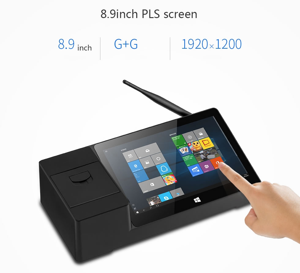 PIPO X3 Multifunction POS